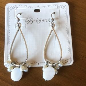 Brighton French wire earrings